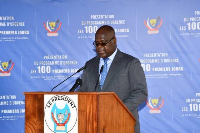 RDC: La justice devrait être la priorité du programme d'urgence pour les 100 premiers jour du président | IRDH