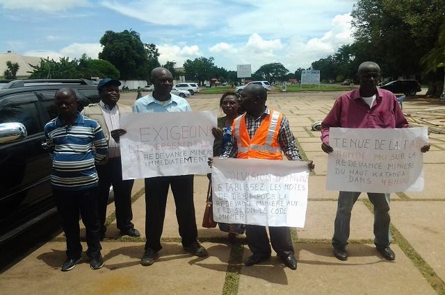 Lubumbashi : une marche pour réclamer la redevance minière