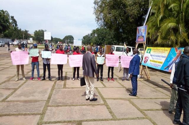 Lubumbashi: un Sit -in en faveur du renouvellement du mandat de la Monusco ce mercredi 27 mars