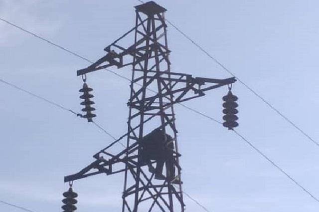 Lubumbashi:Un homme meurt par électrocution en voulant voler les câbles haute-tension sur la route Kipushi