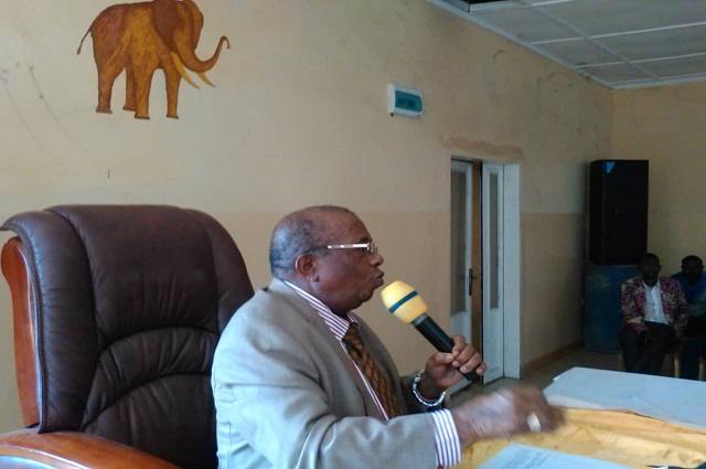 Lubumbashi : Kyungu wa Kumwanza met en garde la Junafec contre tout instigateur des troubles