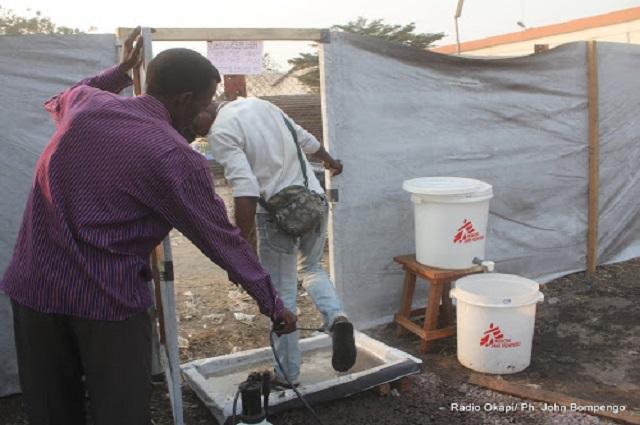 Lubumbashi: Plus de 60 cas de choléra dans la zone de santé  de Kamalondo