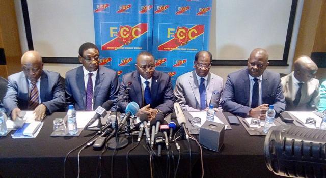 RDC: le FCC se dit prudent à un faux penalty contre les élections de 2023
