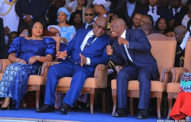 Accord FCC-CACH: Face à Kabila, Tshisekedi demeure le grand perdant