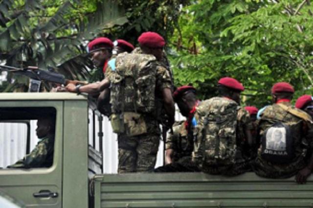 Lubumbashi: le mouvement citoyen Ca Suffit dénonce les tracasseries par la garde Républicaine dans la carrière de Kibolwe