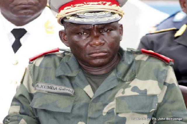 RDC: le Général Gabriel Amisi cité par Global Witness dans le commerce des permis forestiers illégaux