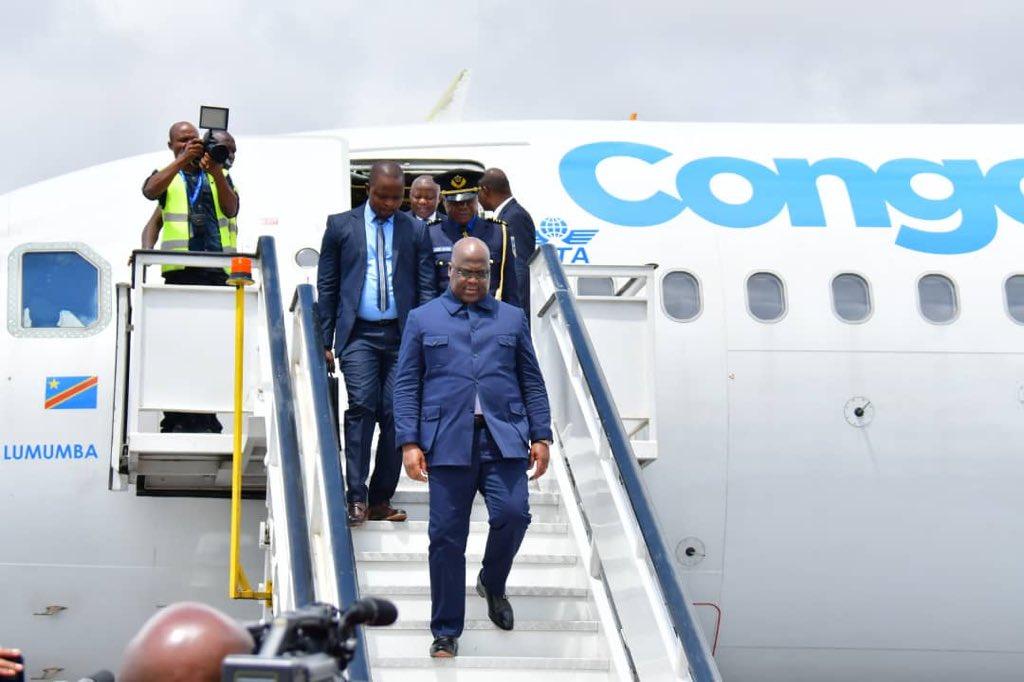RDC: quand Tshisekedi voyage à l'extérieur et à l'intérieur de son pays. Et après?