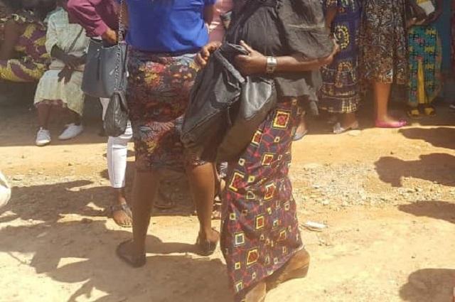 RDC-Proposition de loi Mbau, Me Sylvie Nkolomomoni de l'ONG LAVOS, estime que c'est un recul pour les droits des femmes