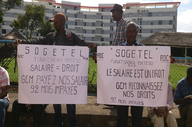 Lubumbashi: la commission ad hoc de vérification de vol des salaires en action ce vendredi auprès les entreprises incriminées