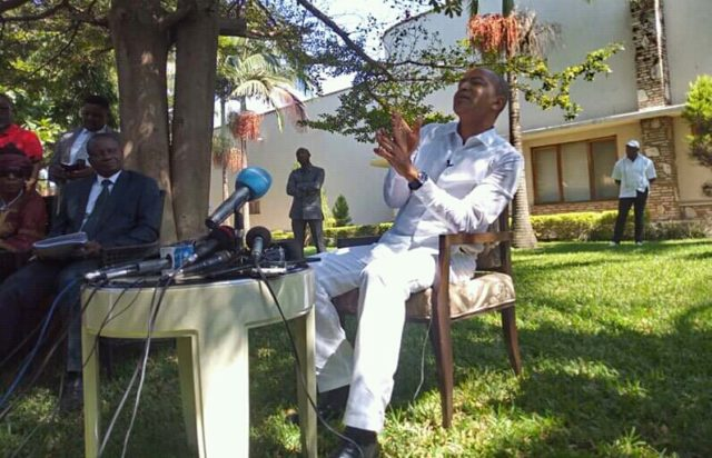 RDC: Moïse Katumbi contre l'opposition radicale