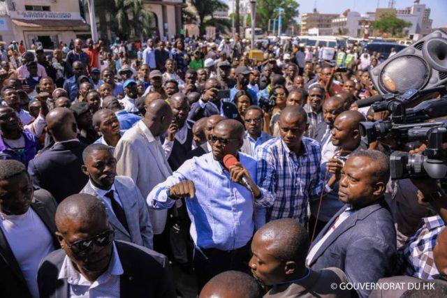 Haut Katanga: Jacques Kyabula suit le rythme et annonce le gouvernement de l'union sacrée