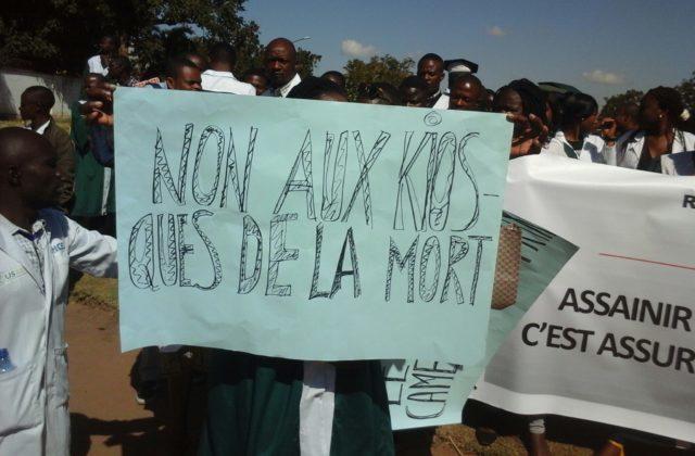 Lubumbashi: les pharmaciens dénoncent l'envahissement du secteur pharmaceutique par des profanes
