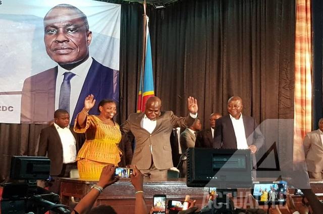 RDC: Félix Tshisekedi a accepté de porter un masque [Martin Fayulu