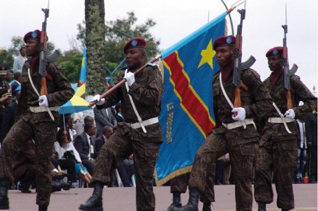 RDC: le traditionnel défilé du 30 juin reporté pour 2020