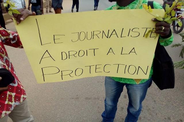 RDC: un journaliste blessé dans un jet des pierres  a Kasumbalesa