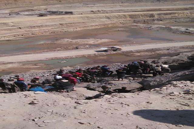 Lualaba: éboulement dans la mine de KCC, le gouverneur promet de prendre en charge les funérailles