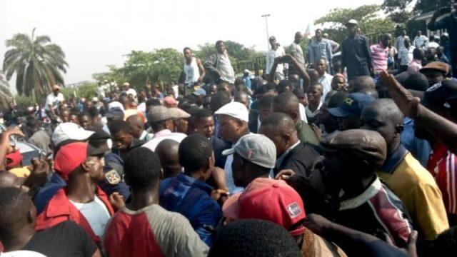 Kinshasa: Kabund vomi par les combattants de l'UDPS