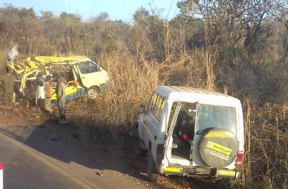 Haut-Katanga: accident mortelle à Tumbwe sur la Route Likasi