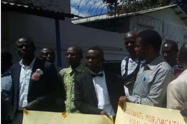 Lubumbashi: 24 opérateurs d'engins lourds de TFM dénoncent leur licenciement