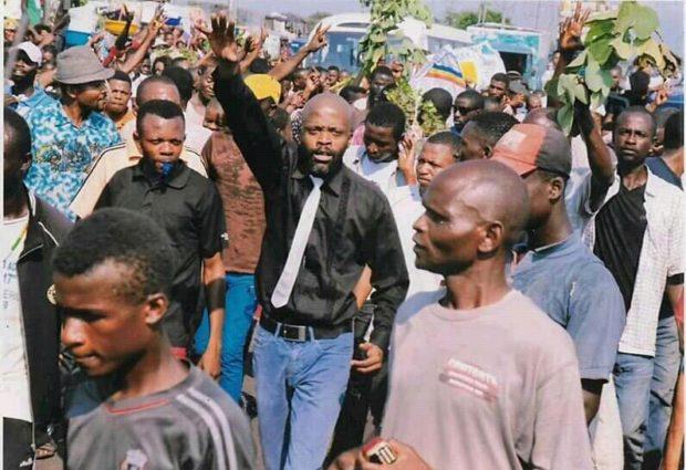 RDC: pour dire non à la coalition FCC-CACH, les combattants de L'UDPS appellent à une marche ce  lundi 22  juillet