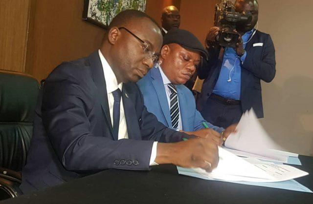 UDPS: Fils Mukoko s'attaque à Kabund pour avoir signé l'accord au profit du FCC