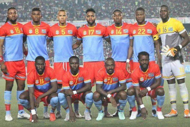 Classement -FIFA: après la CAN la RDC recule à la 9ème place en Afrique et quitte le top 50 mondial