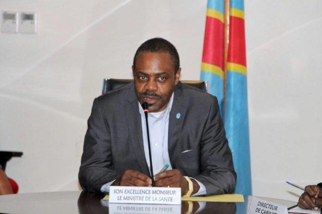 RDC: l'ancien ministre de la santé Oly Ilunga a passé une première nuit à Makala