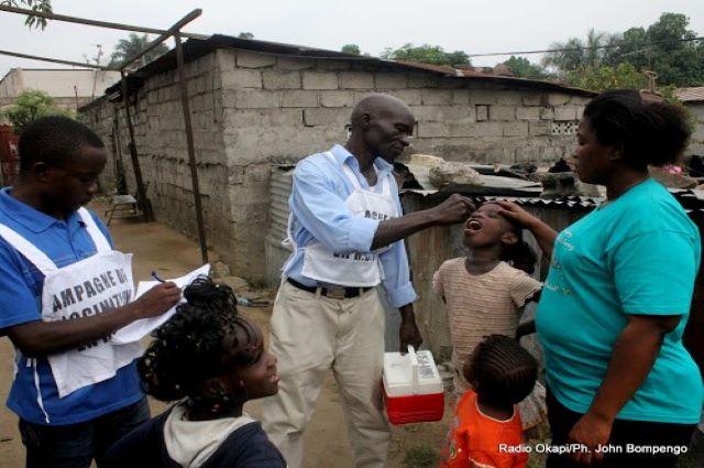 RDC: l'UNICEF dote le PEV de 1390 téléphones Android pour le suivi des performances de la vaccination