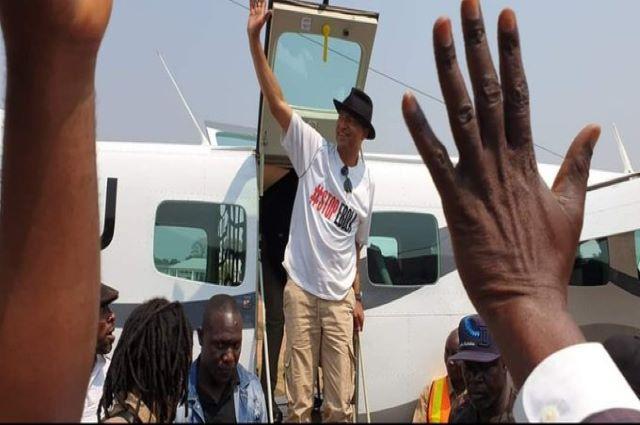 RDC: Moise Katumbi dans le Haut-Lomami pour sensibiliser contre Ebola