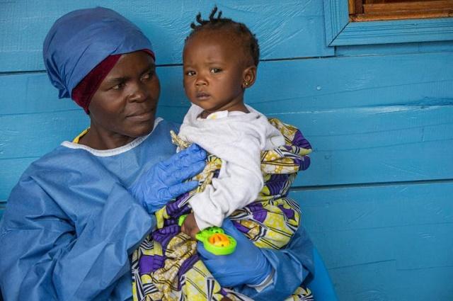 RDC: plus de 500 enfants morts d'Ebola