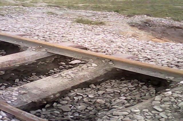 Kolwezi: les rails menacés par des creuseurs en quête des minerais
