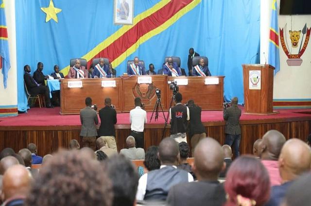 Lualaba : l'organe délibérant prend acte de la pétition contre le rapporteur