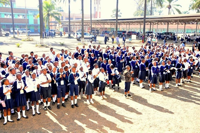 Lubumbashi: les cours ont repris après trois jours de gréve dans les écoles  catholiques