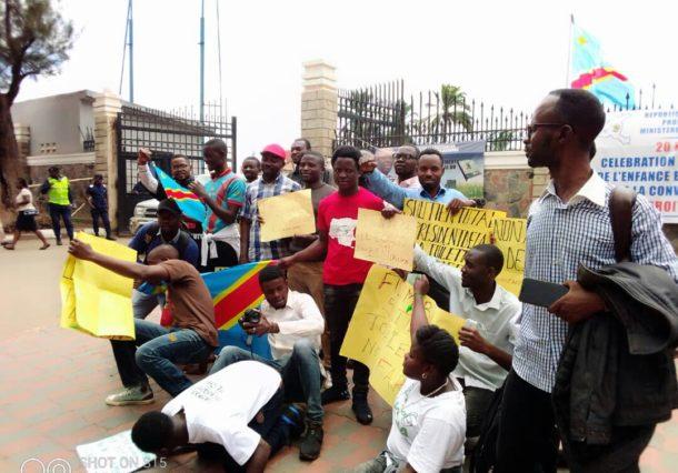 Lubumbashi: la LUCHA et FILIMBI ont atteint l'objectif de la marche de ce vendredi
