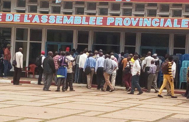 Lubumbashi : Grève à la SNCC, les cheminots  exigent trois mois de salaire