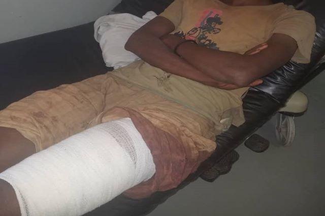 Lualaba: un creuseur clandestin atteint par une balle dans la concession TFM
