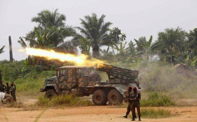 RDC: trois militaires fardc sont tombés pendant les affrontements contre les groupes armés à l'est