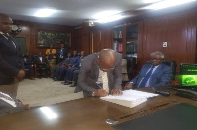 Lubumbashi: les magistrats durcissent la grève ce mercredi 12 février