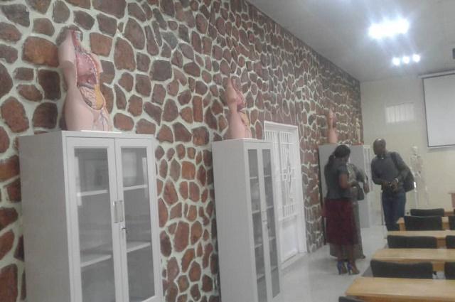 Lubumbashi: la faculté de Médecine de l'UNILU dotée d'une salle d'anatomie et dissection