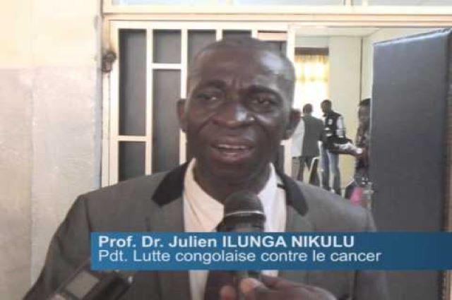 Lubumbashi –lutte contre le cancer : la priorité doit être un répertoire des cas et non le programme |Feu Professeur Julien Ilunga Nikulu]