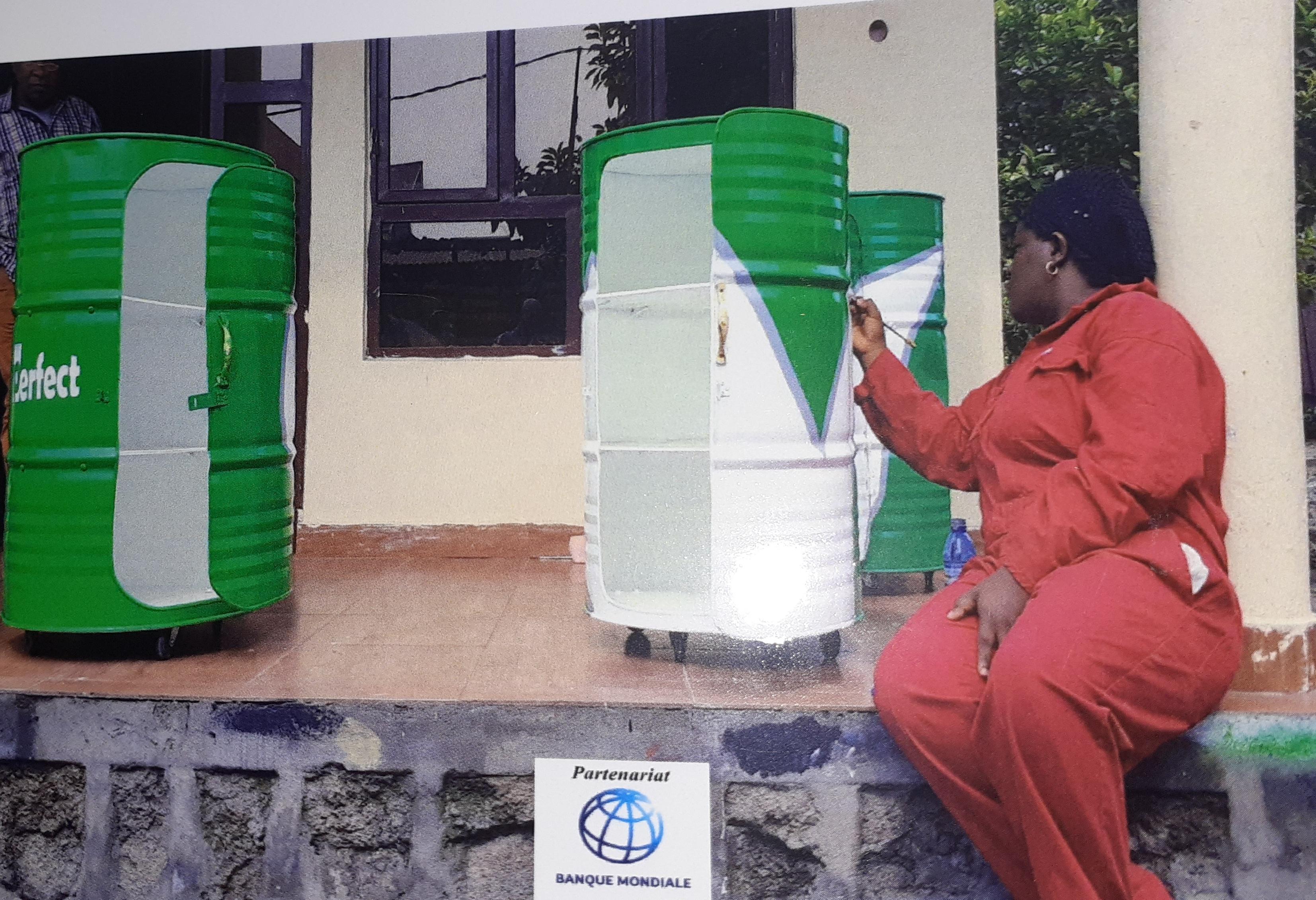 Lubumbashi: un projet d'appui aux MPME présenté à la population