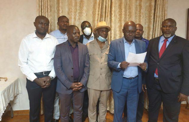 RDC: les députés nationaux de l'UNC exigent la libération Immédiate et sans condition de Vital Kamerhe