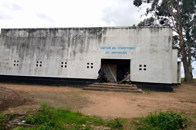 Mitwaba: Évasion des 6 prévenus parmi lesquels, deux présumés violeurs