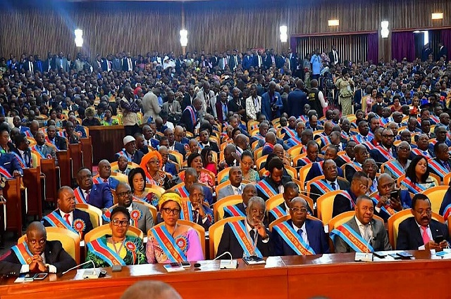RDC-Assemblée nationale: les députés interdit d'y accéder