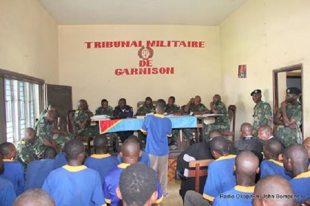 Haut Katanga: condamnation de trois bandits à la peine de mort à Likasi