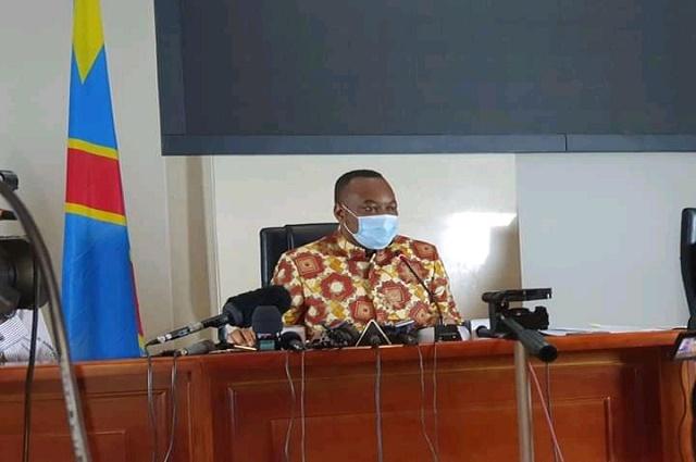 RDC: le ministre de la Santé dément  tout détournement des fonds covid-19