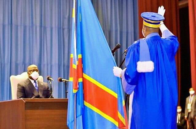 RDC: les juges nommés par Tshisekedi ont prêté serment comme prévu