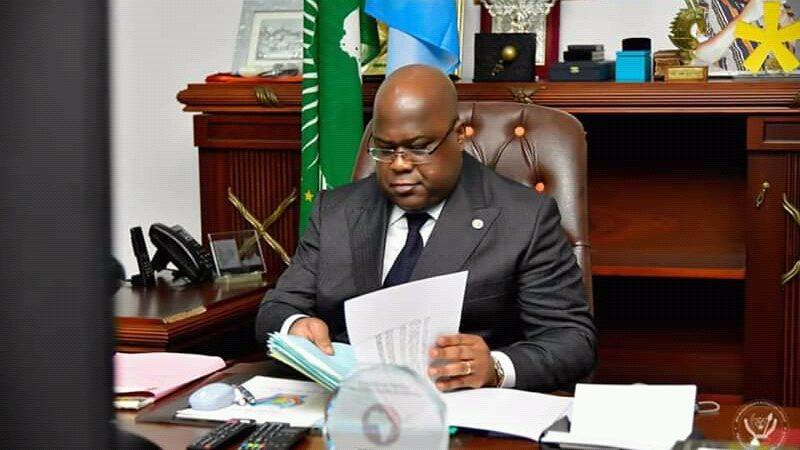 RDC-Diplomatie: Felix Tshisekedi prendra la présidence de l'Union Africaine ce samedi