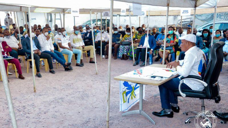 RDC: pour l'UDPS «le FCC vise à protéger les criminels et ainsi encourager l'impunité en RDC»
