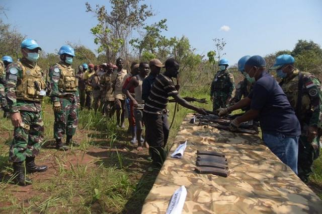 Tanganyika: reddition de 25 combattants Mai-Mai à Kashege